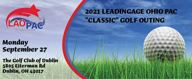2021 LeadingAge Ohio PAC Golf Outing